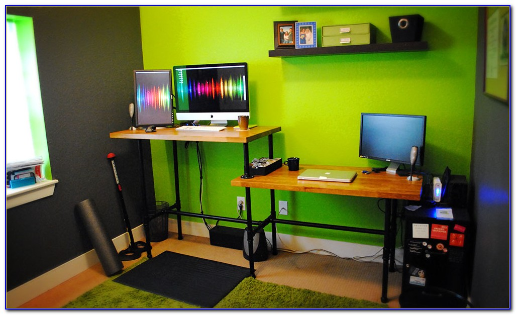 Diy Sit Stand Desk Converter