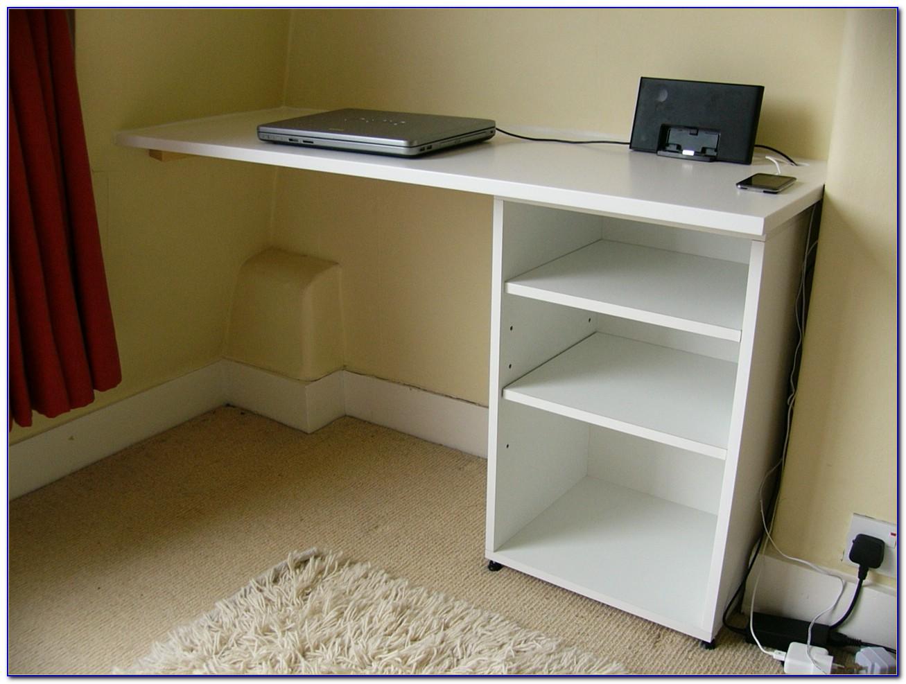 Diy Wall Mounted Corner Desk