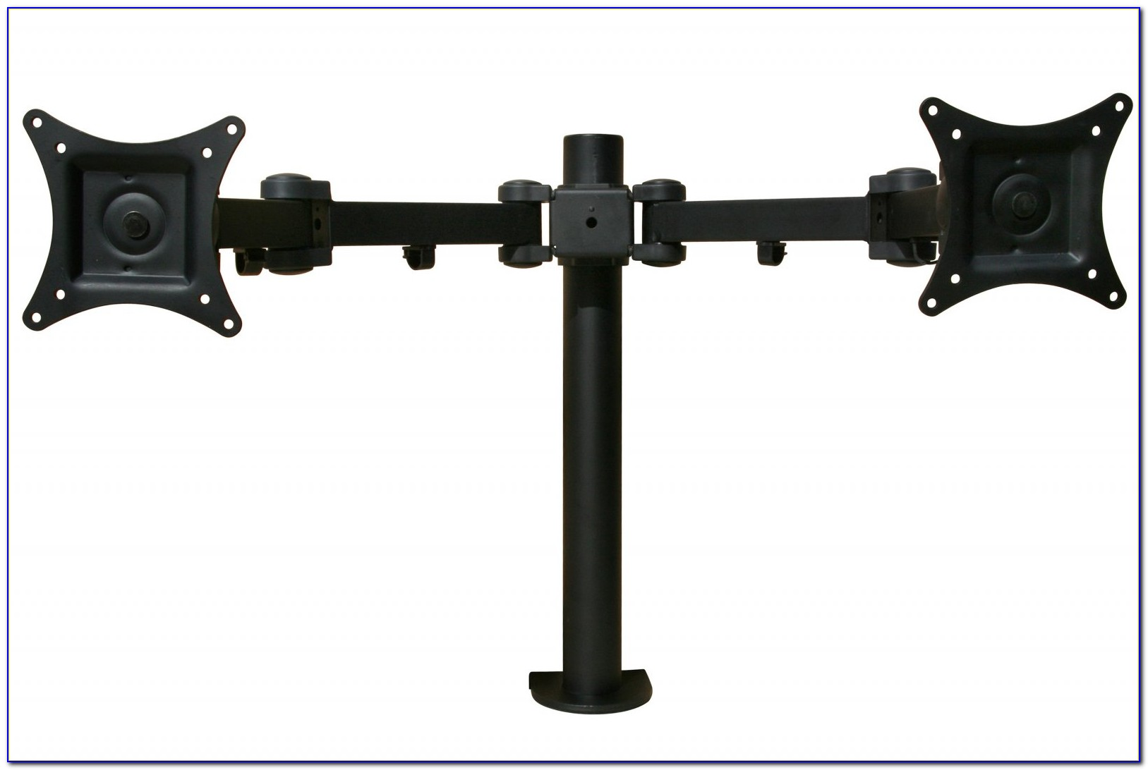 Dual Monitor Desk Mount 27