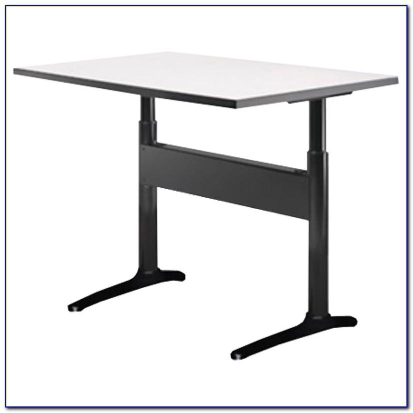 Electric Adjustable Height Desk Frame