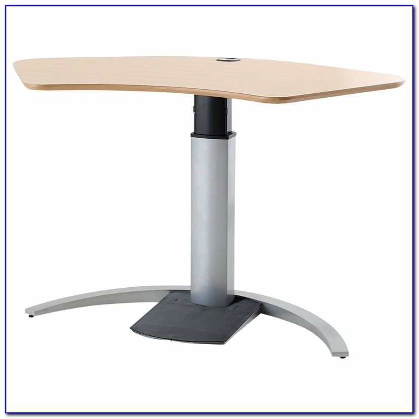 Electric Sit Stand Computer Desk