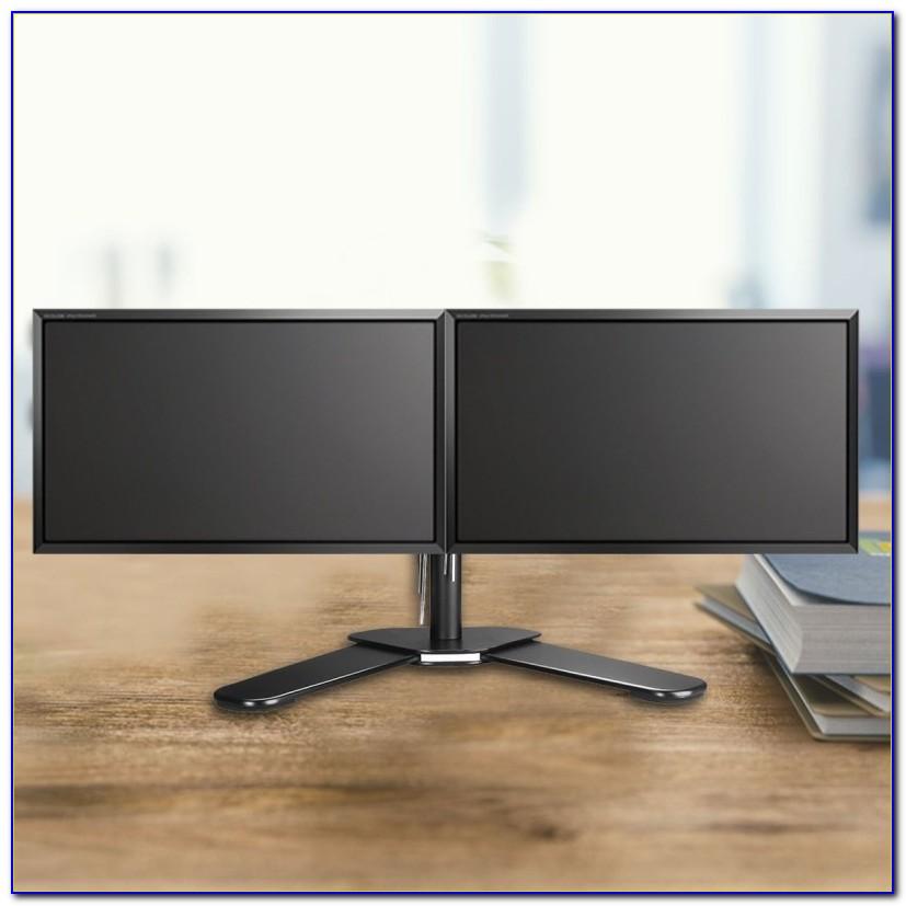 Ergotron Dual Monitor Standing Desk