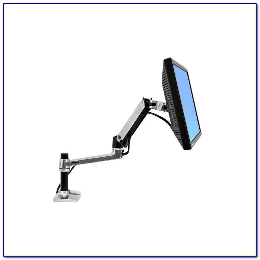 Ergotron Lx Desk Mount Lcd Arm Aluminium