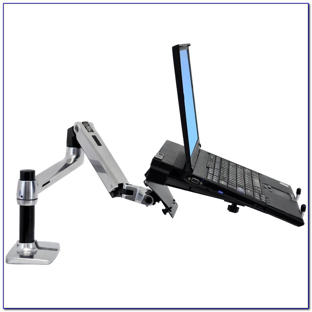 Ergotron Lx Desk Mount Tall Pole