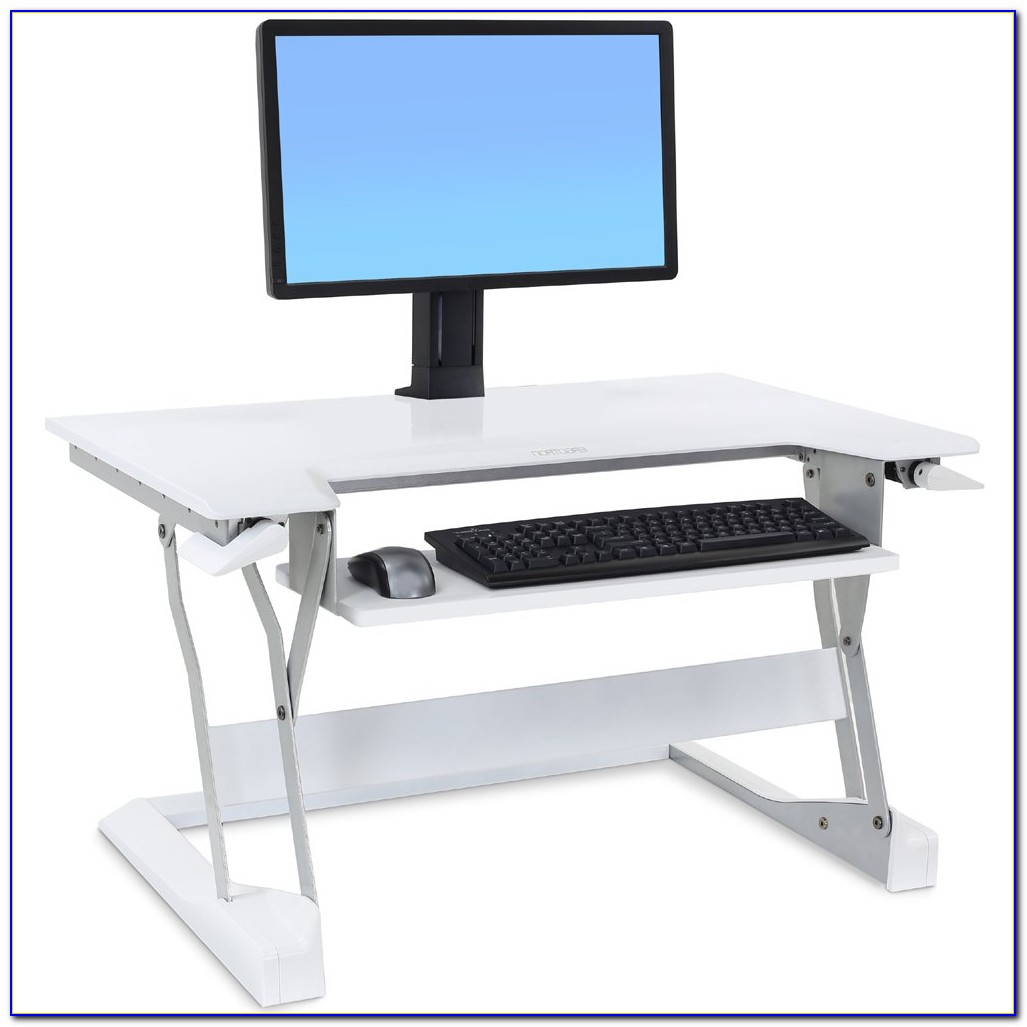 Ergotron Sit Stand Desk Amazon