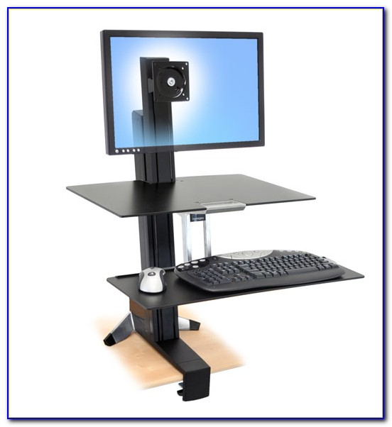Ergotron Sit Stand Desk Manual