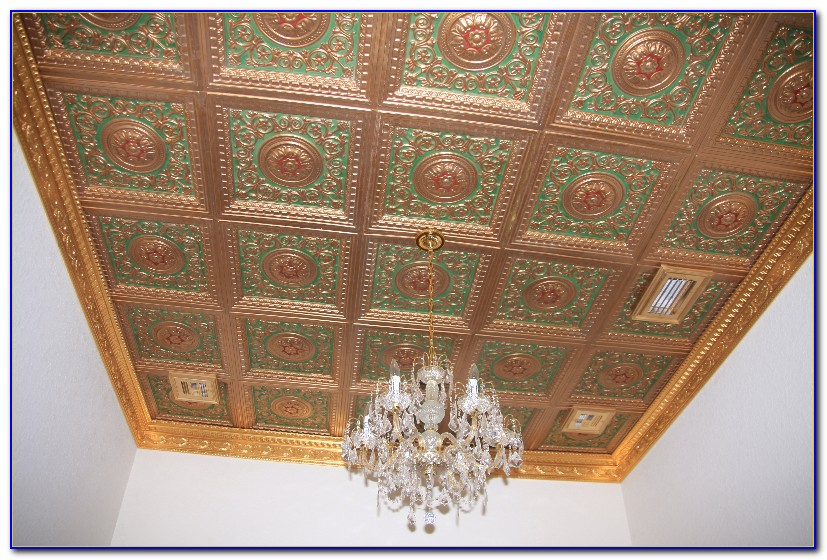 Fm Approved Melt Away Ceiling Tiles