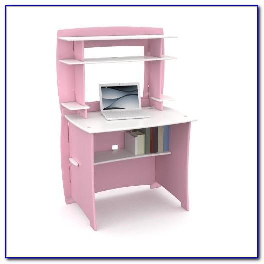 Girls Desk With Hutch