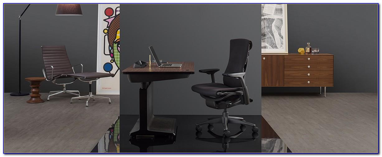 Herman Miller Freestanding Desk