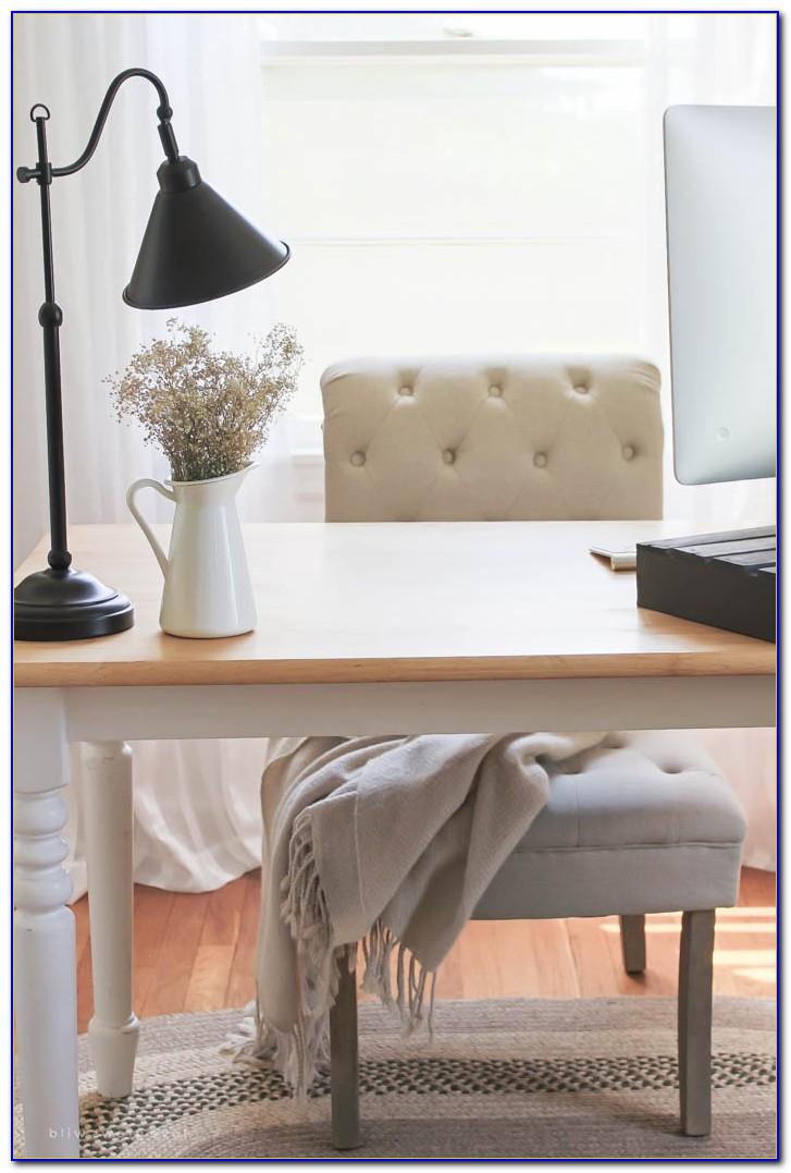 Hide Cords Under Desk