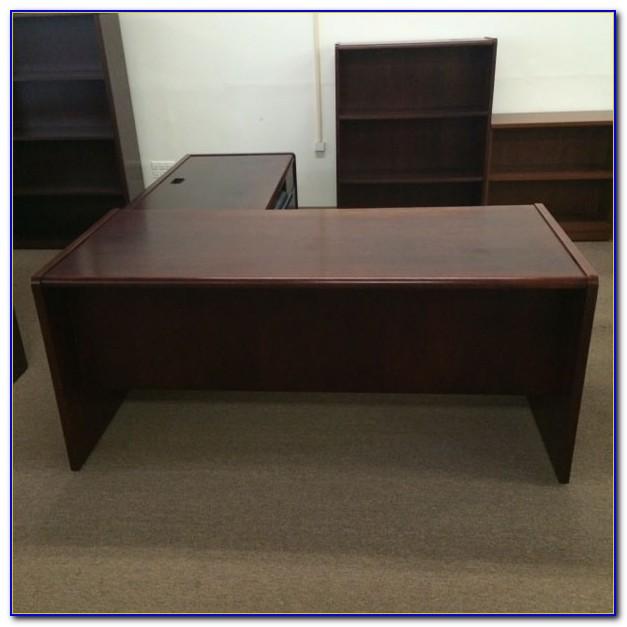 Hon 38000 Series L Shaped Desk