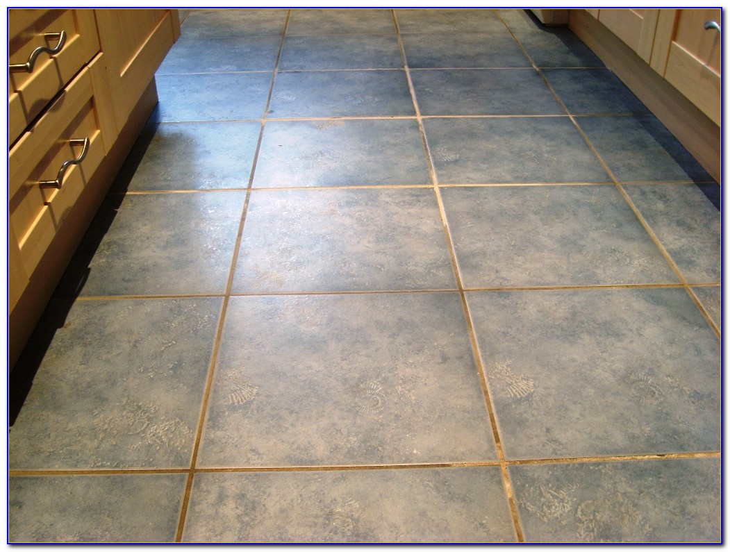 How To Clean Whiten Tile Grout