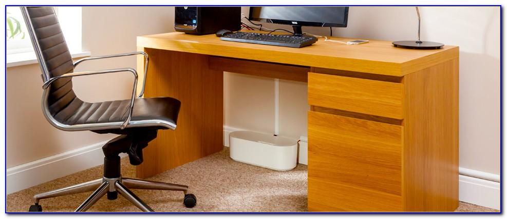 How To Hide Computer Cords On Desktop