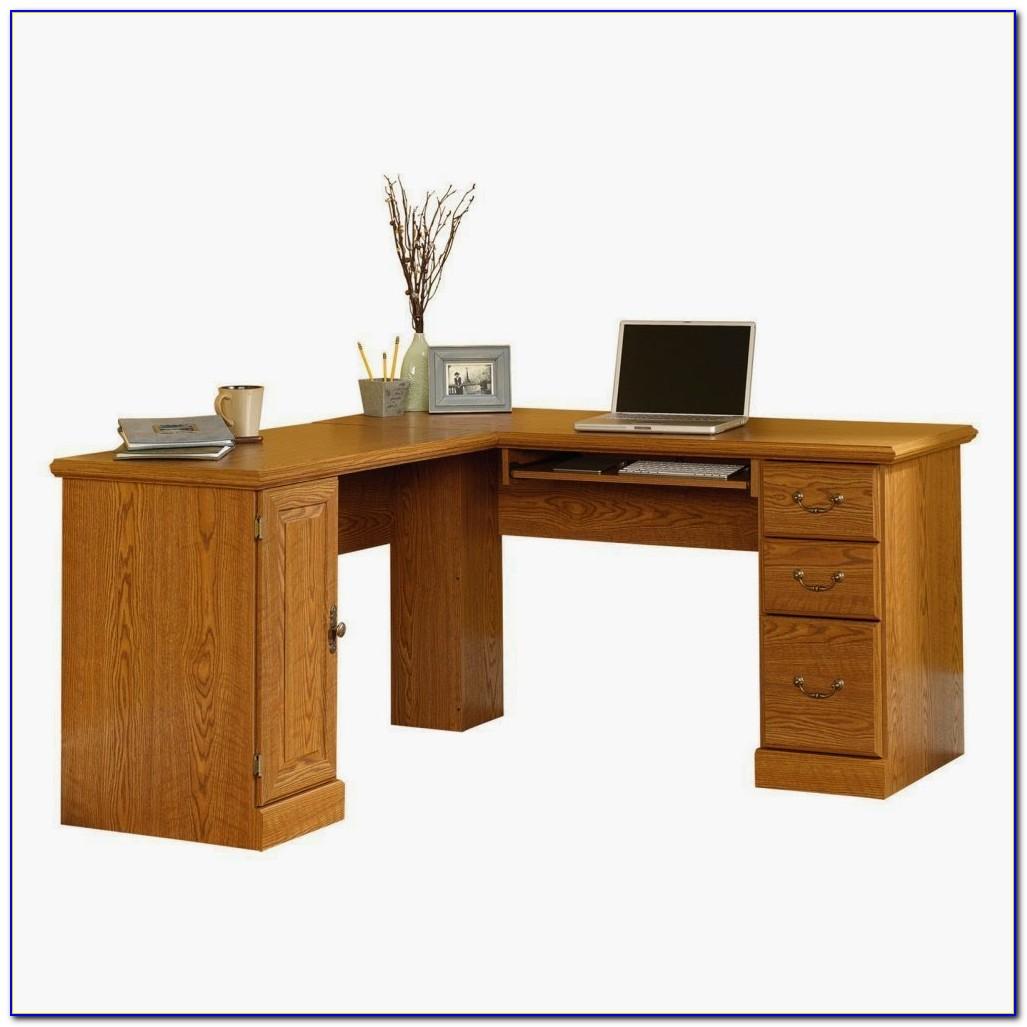 Ikea Corner Computer Desk Armoire