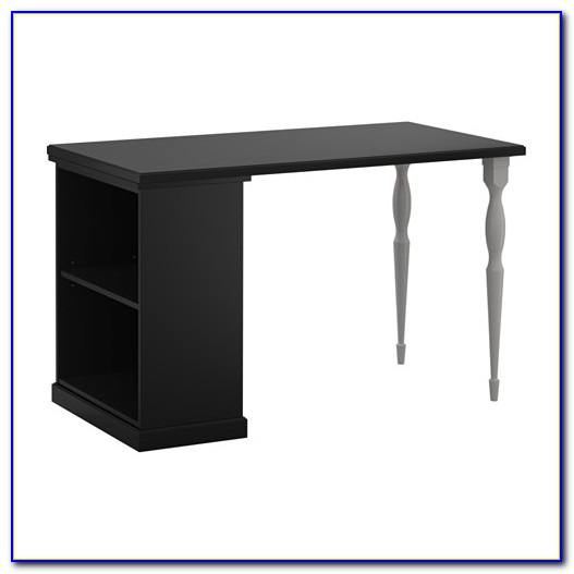 Ikea Desk With Overhead Storage