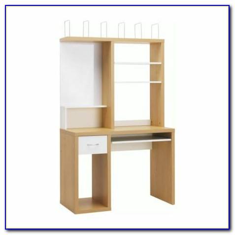 Ikea Malm Desk With Hutch