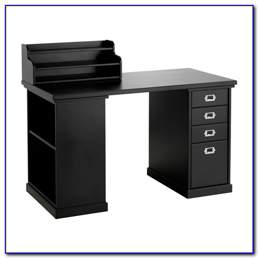 Ikea Office Desk With Storage