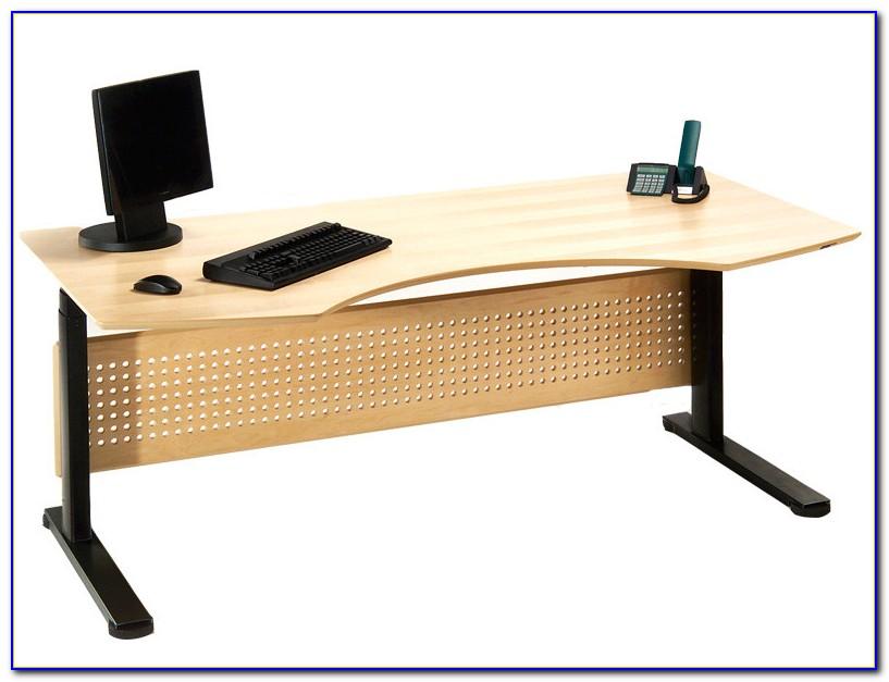 Jesper Sit Stand Desk Assembly
