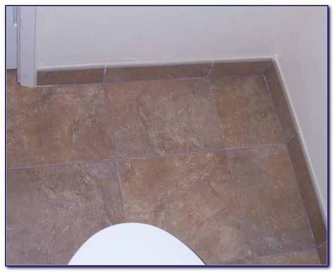 Leveling Bathroom Floor For Tile