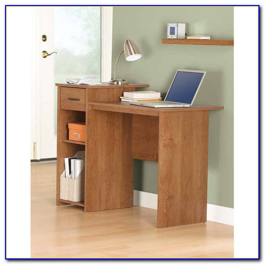 Mainstays Student Desk Multiple Finishes Instructions