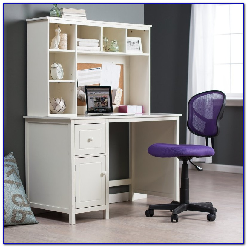Mainstays Student Desk Multiple Finishes White