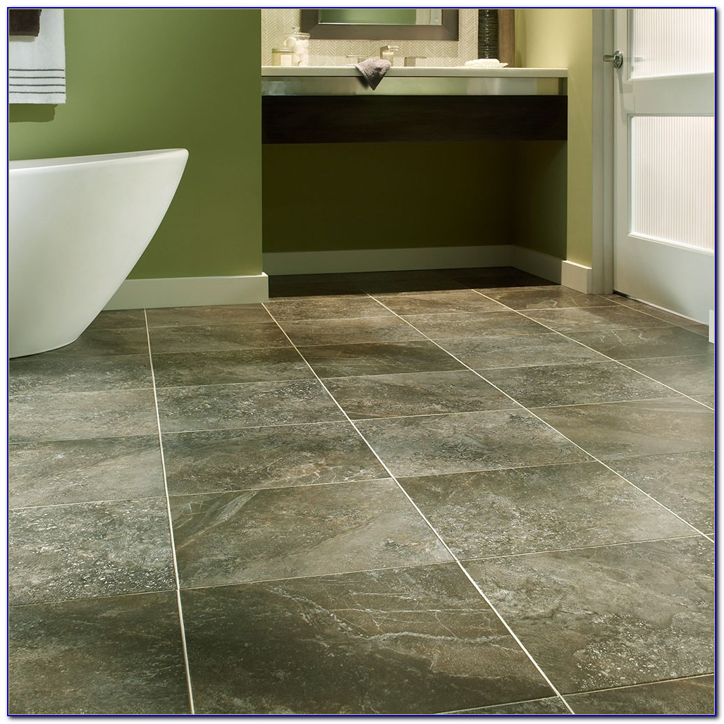 Mannington Luxury Vinyl Tile Cleaning