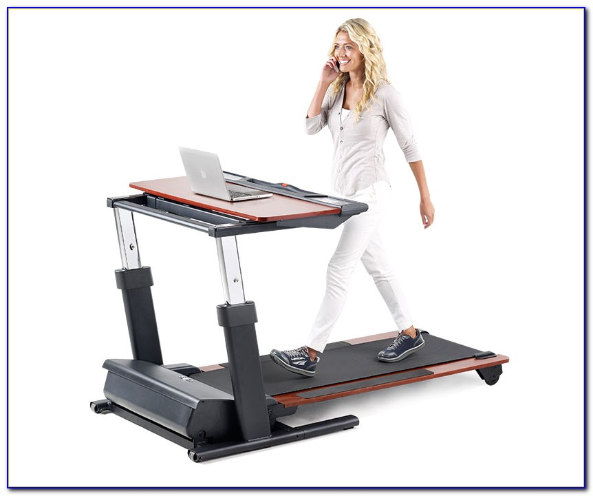 Mini Treadmill For Standing Desk