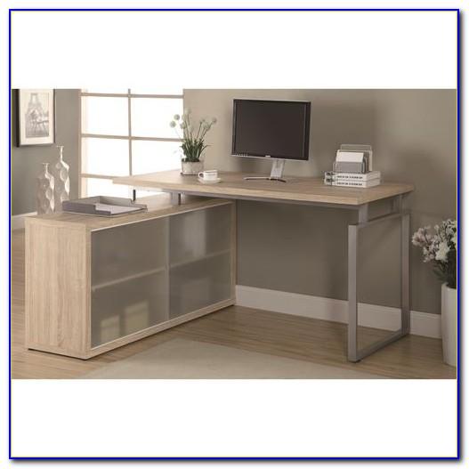 Monarch L Shaped Computer Desk