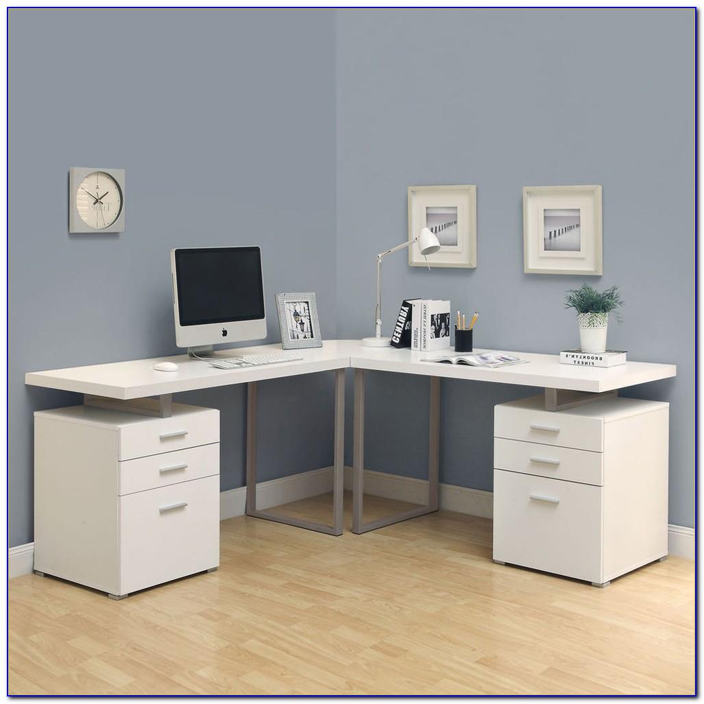 Monarch L Shaped Desk