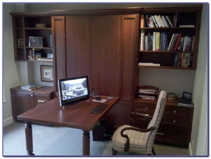Murphy Bed Desk Combo Ikea