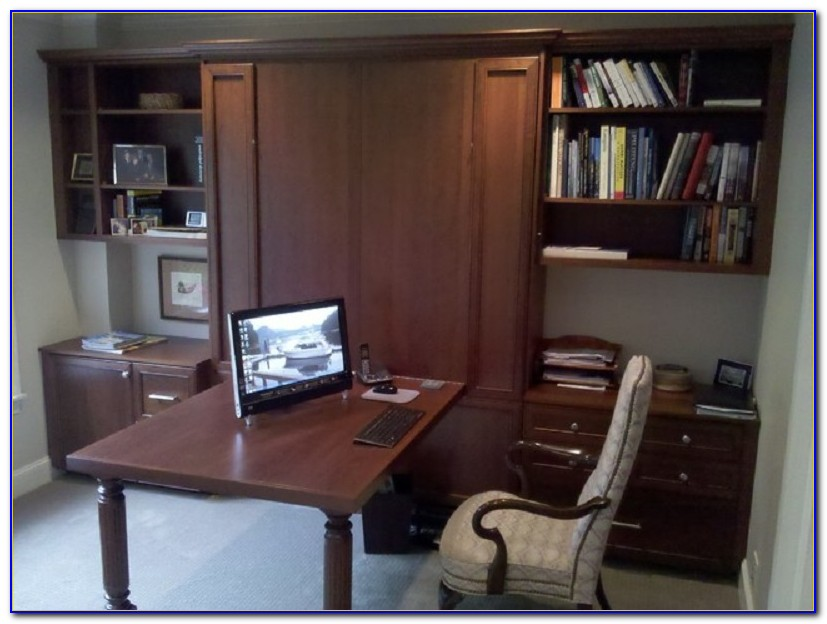 Murphy Bed Desk Combo Ikea