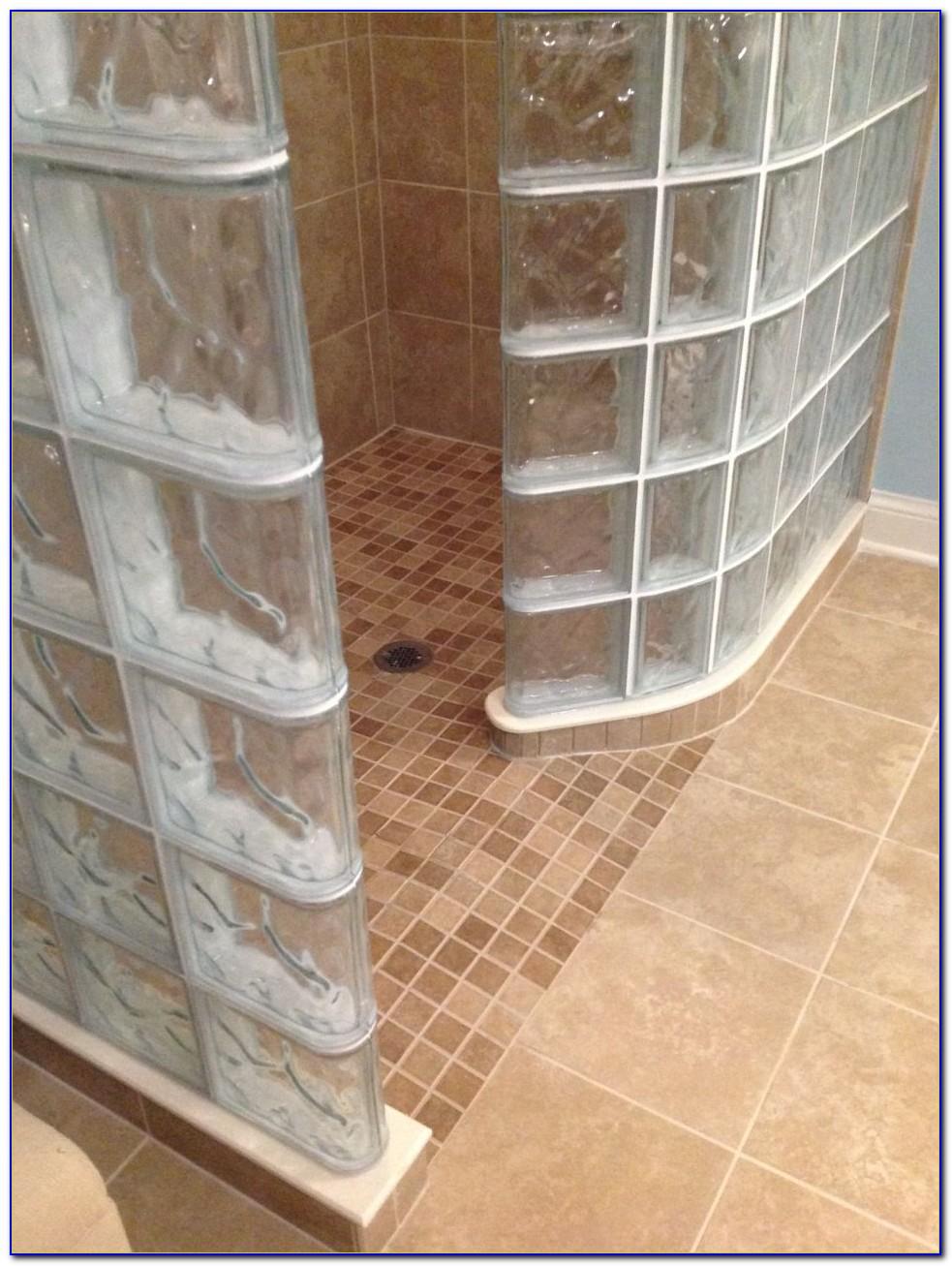 Neo Angle Shower Base Tile Ready