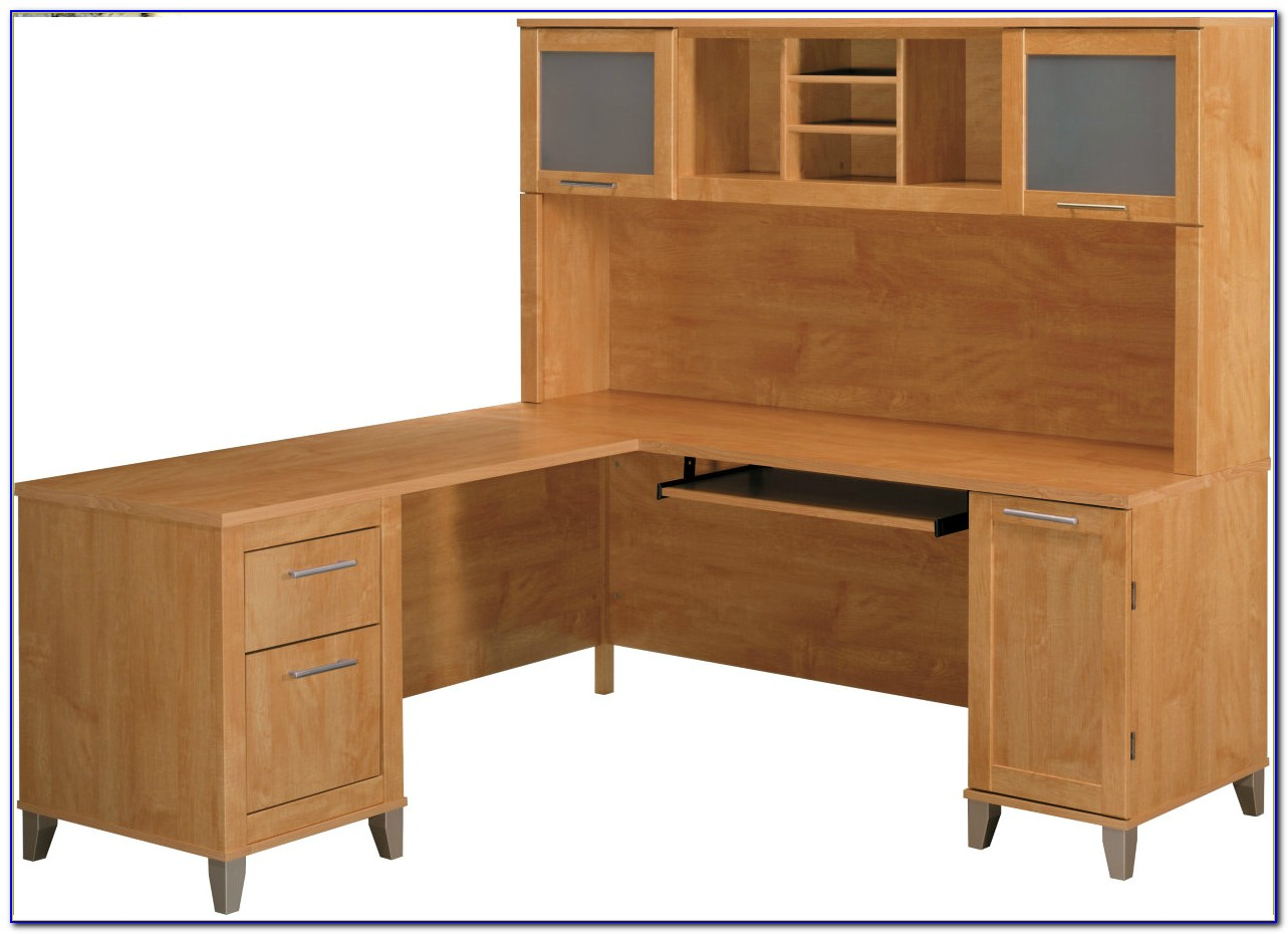 Office Desk With Hutch And Drawers