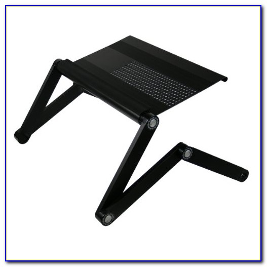 Portable Standing Laptop Desk
