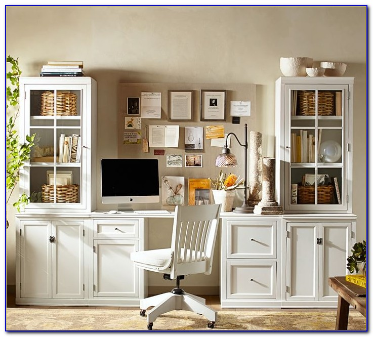 Pottery Barn Bedford Office Desk