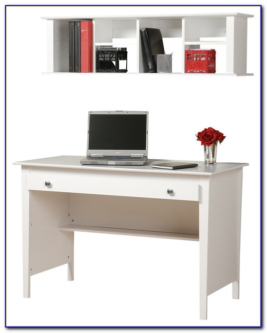 Prepac Wall Mounted Desk Hutch
