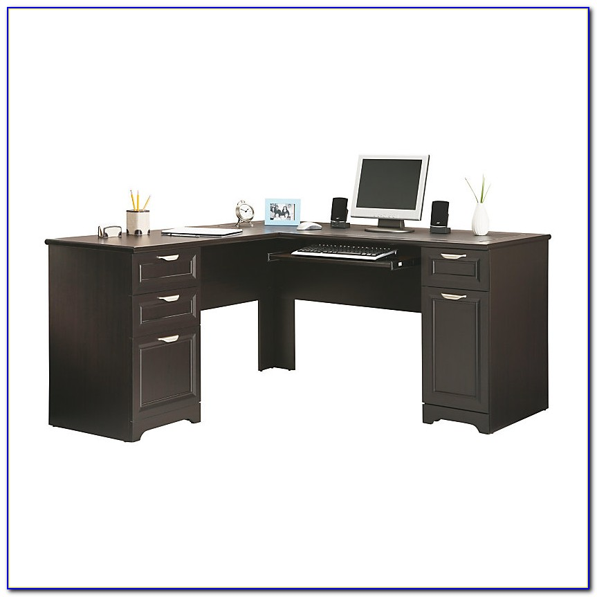Realspace Magellan L Shaped Desk Dimensions