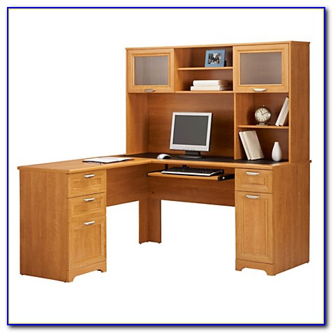 Realspace Magellan Performance L Shaped Desk