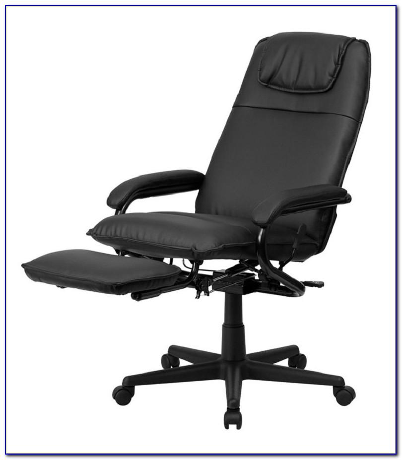 Recliner Computer Office Desk Chair