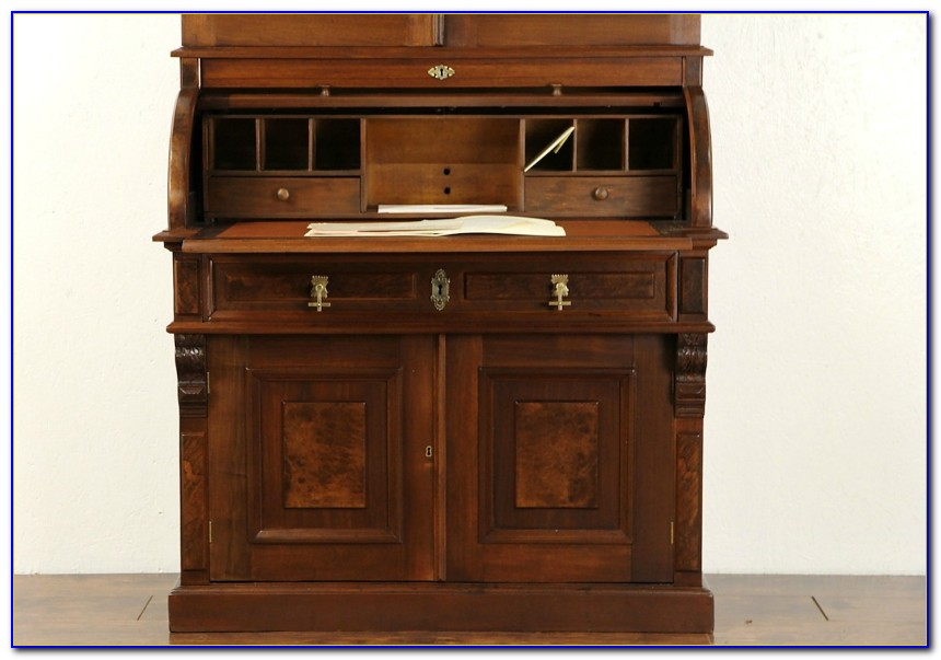 Roll Top Secretary Desk Stores