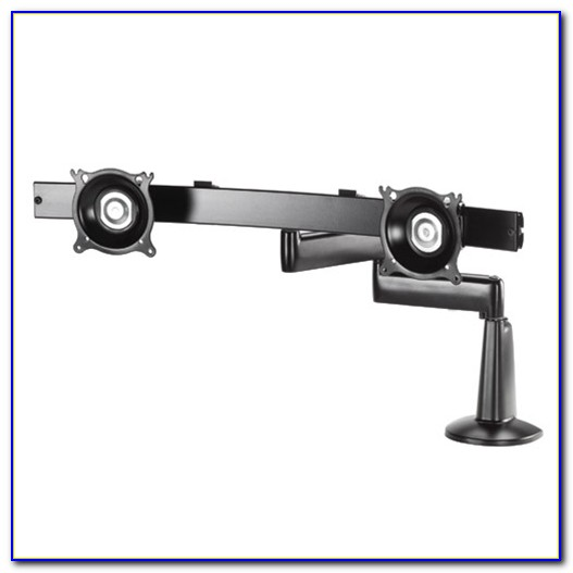 Ross Double Monitor Dual Arm Desk Mount