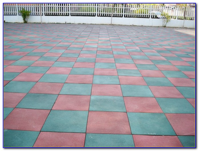 Rubber Tiles For Playground Ireland