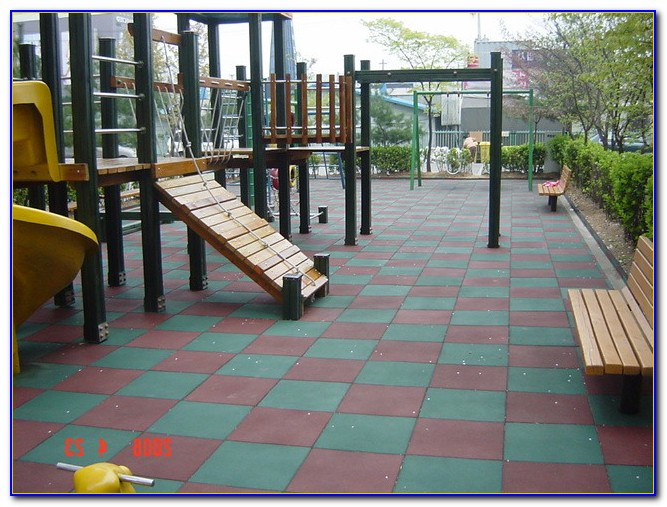 Rubber Tiles For Playground Malaysia