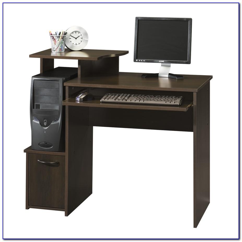 Sauder Computer Desk Cinnamon Cherry Instructions