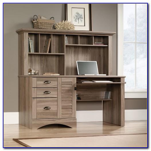 Sauder Desk With Hutch Canada