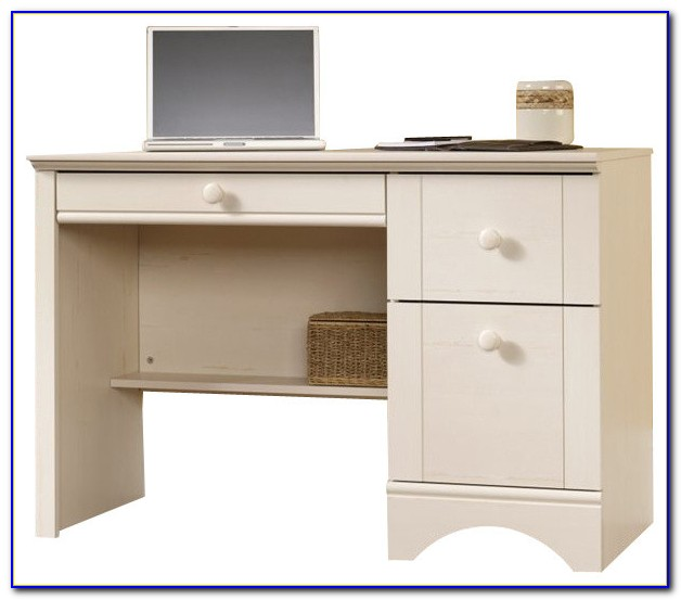 Sauder Harbor View Computer Desk With Hutch Manual