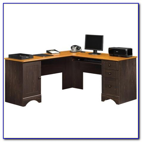 Sauder Harbor View Desk Instructions