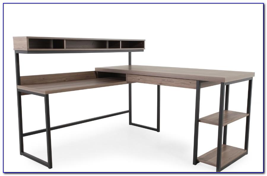 Sauder Transit L Shaped Desk