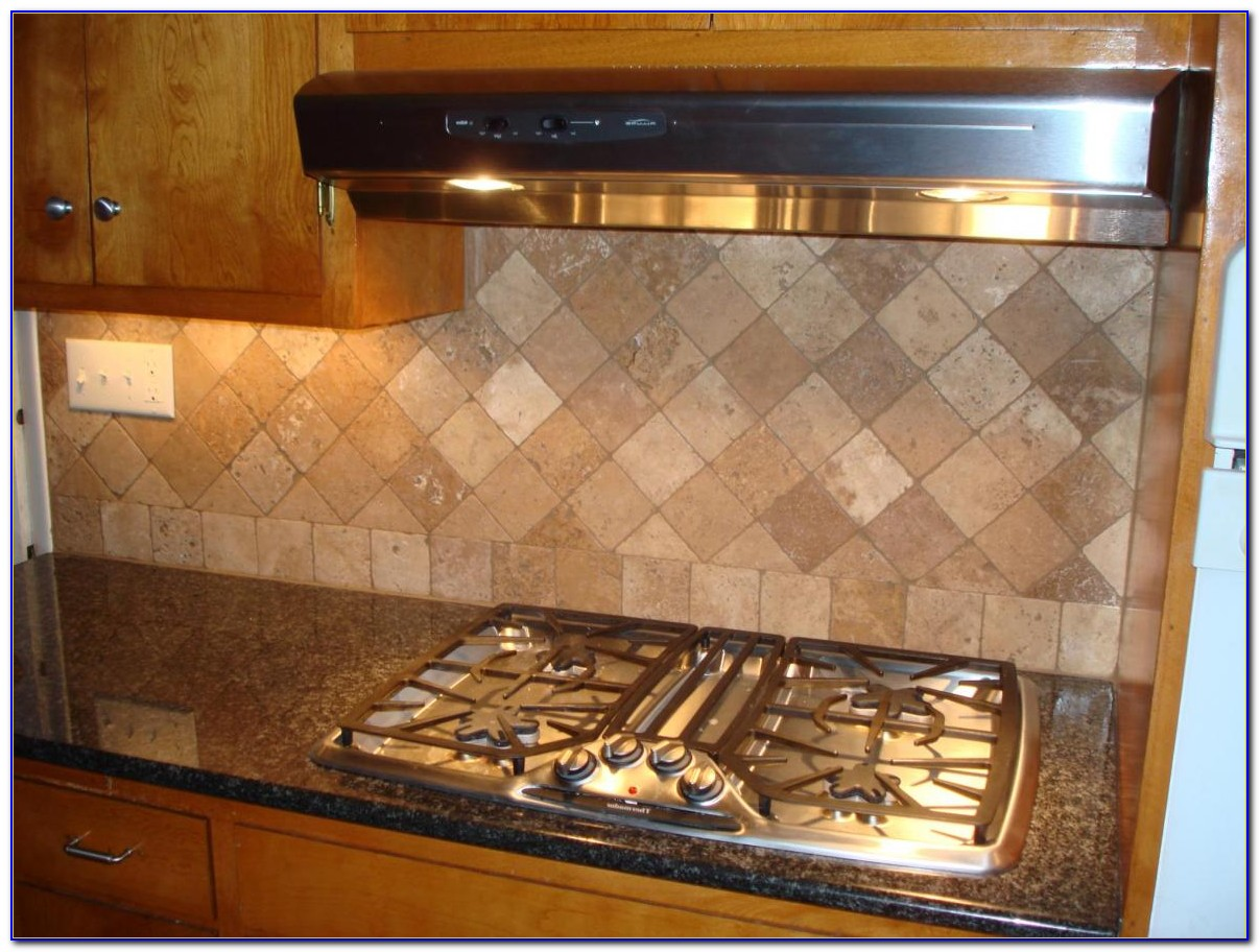 Sealing Tumbled Marble Tile Backsplash