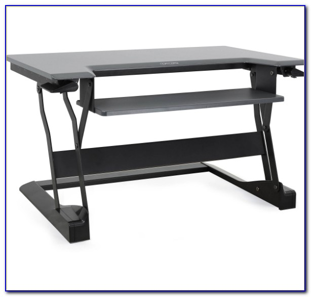 Sit Or Stand Computer Desk